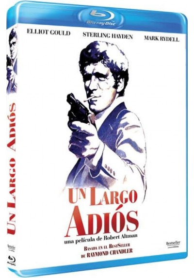 Un Largo Adios (Blu-Ray) (The Long Goodbye)