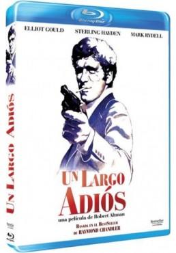 Un Largo Adios (Blu-Ray) (The Long Goodbye)