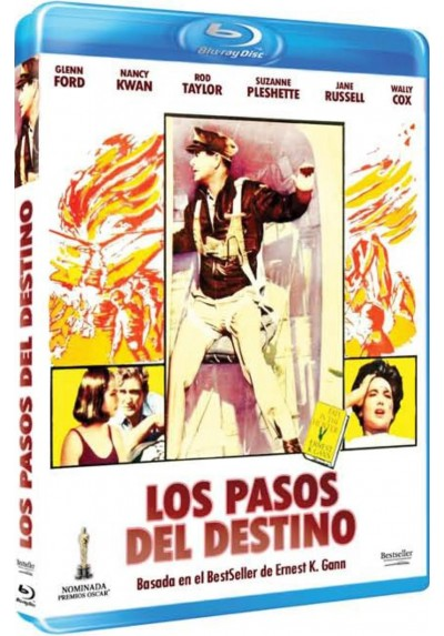 Los Pasos Del Destino (Blu-Ray) (Fate Is The Hunter)