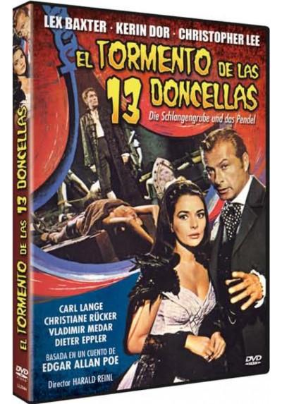 El Tormento De Las 13 Doncellas (Die Schlangengrube Und Das Pendel)