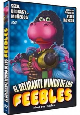 El Delirante Mundo De Los Feebles (Meet The Feebles)
