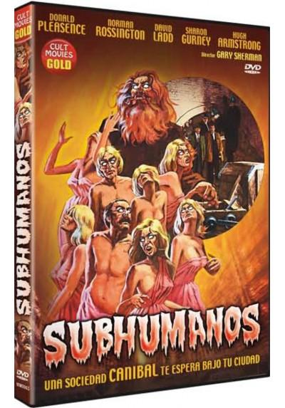 Subhumanos (Death Line)