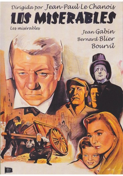 Los Miserables (1958) (Les Miserables)