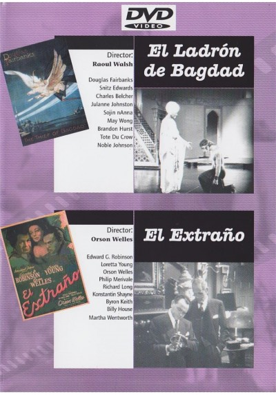 El Ladron De Bagdad / El Extraño (The Thief Of Bagdad / The Stranger)