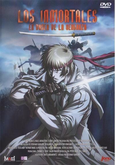 Los Inmortales : En Busca De La Venganza (Dibujos) (Highlander: The Search For Vengeance)