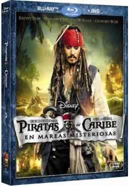 Piratas Del Caribe : En Mareas Misteriosas (Blu-Ray + Dvd) (Pirates Of The Caribbean: On Stranger Tides)