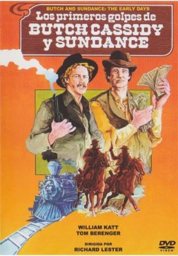 Los Primeros Golpes De Butch Cassidy Y Sundance (Butch And Sundance: The Early Days)