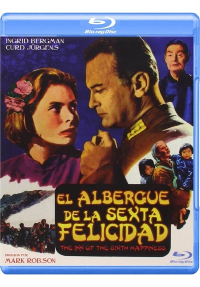 El Albergue De La Sexta Felicidad (Blu-Ray) (The Inn Of The Sixth Happiness)