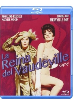 La Reina Del Vaudeville (Blu-Ray) (Gypsy)