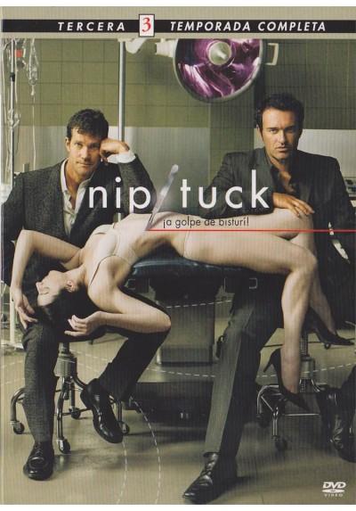 Nip / Tuck : A Golpe De Bisturi - 3ª Temporada