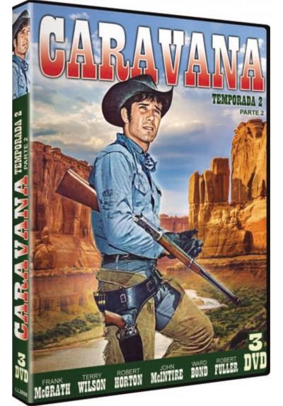 Caravana : 2ª Temporada - 2ª Parte (Wagon Train)