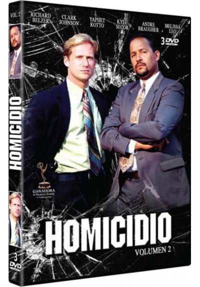 Homicidio - Vol. 2 (Homicide: Life On The Street)