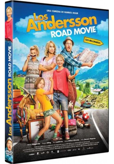 Los Andersson Road Movie (Sune på bilsemester)