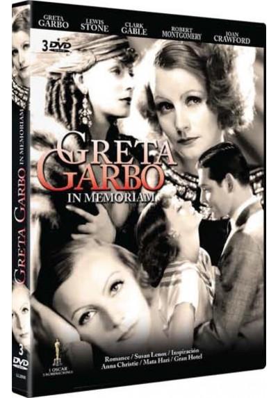 Greta Garbo In Memoriam