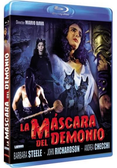 La Mascara Del Demonio (Blu-Ray) (La Maschera Del Demonio)