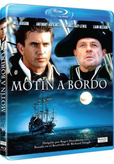 Motin a Bordo (Blu-Ray) (The Bounty)