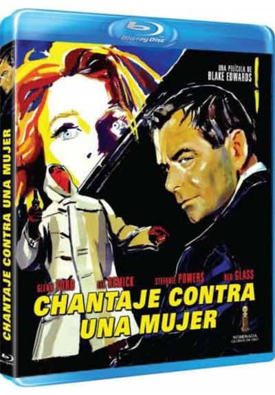Chantaje Contra Una Mujer (Blu-Ray) (Experiment In Terror)