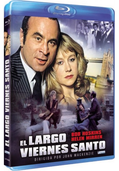 El Largo Viernes Santo (Blu-Ray) (The Long Good Friday)