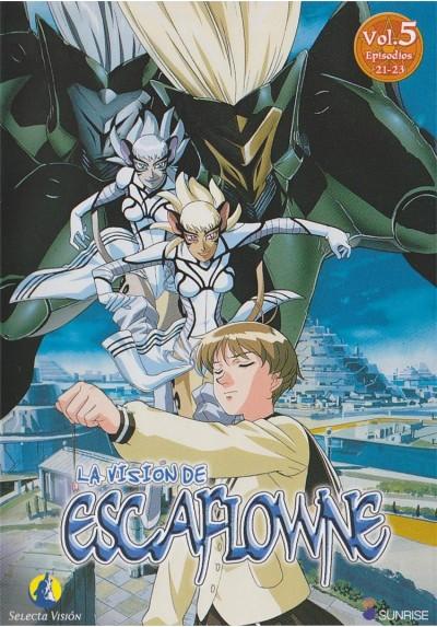 La Vision De Escaflowne - Vol. 5 (Tenku No Esukafurone)