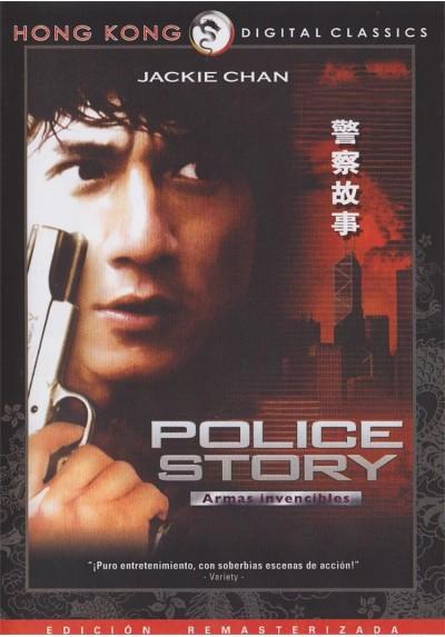 Police Story (Armas Invencibles) (Ging Chaat Goo Si)