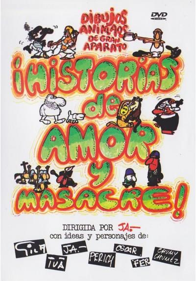 Historias De Amor Y Masacre