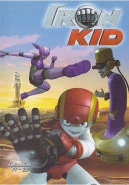 Iron Kid - Vol. 3