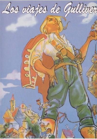 Los Viajes De Gulliver (Animacion)