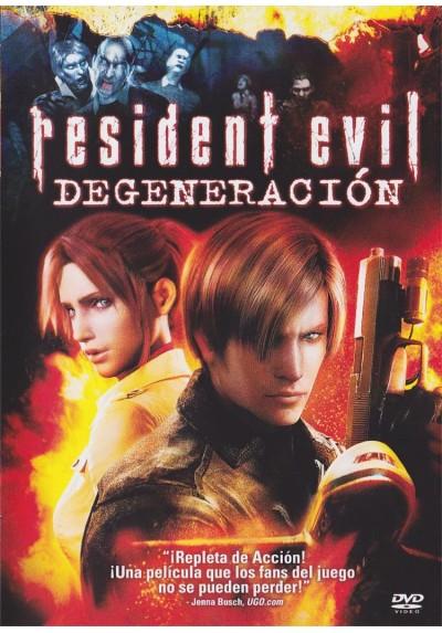 Resident Evil : Degeneracion