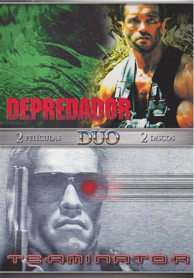 Sesion Doble Arnold Schwarzenegger: Terminator / Depredador