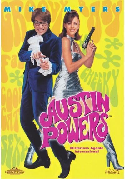 Austin Powers: Misterioso Agente Internacional (Austin Powers: International Man Of Mystery)