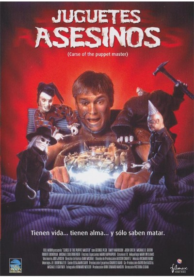 Juguetes Asesinos (Curse Of The Puppet Master)