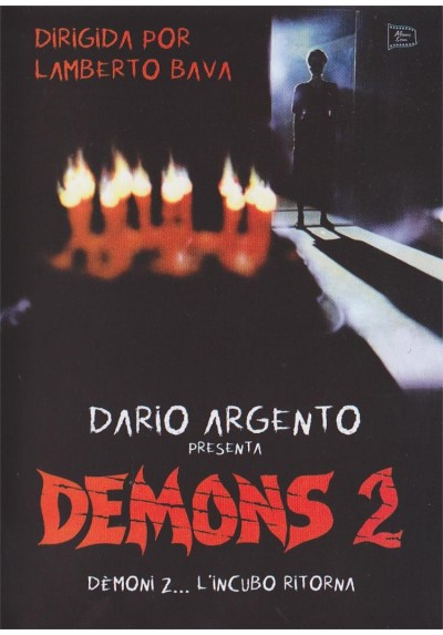 Demons 2 (Demoni 2... L'Incubo Ritorna)