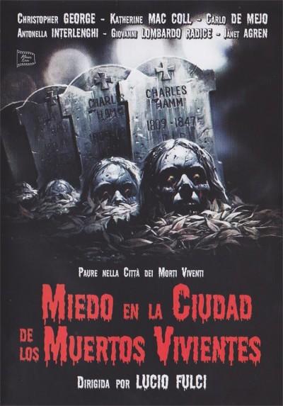 Miedo En La Ciudad De Los Muertos Vivientes (Paura Nella Citta Dei Morti Viventi)