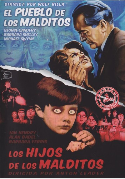 Cine de Terror/Suspense/Ciencia Ficcion: El Pueblo De Los Malditos (1960) / Los Hijos De Los Malditos