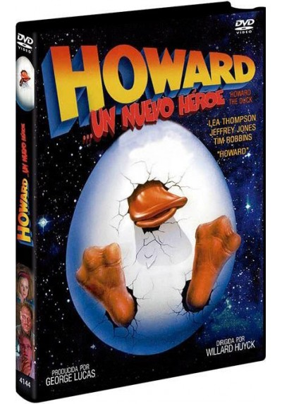 Howard : Un Nuevo Heroe (Howard The Duck)