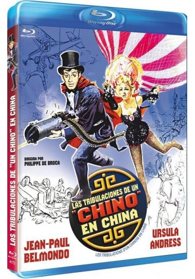 Las Tribulaciones De Un Chino En China (Blu-Ray) (Bd-R) (Les Tribulations D'Un Chinois En Chine)