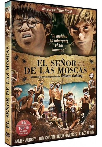 El Señor De Las Moscas (1963) (Lord Of The Flies)
