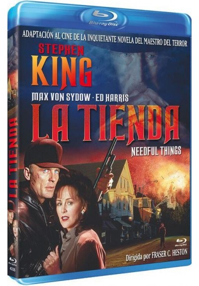 La Tienda De Stephen King (Blu-Ray) (Bd-R) (Needful Things)