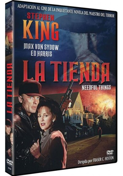 La Tienda De Stephen King (Needful Things)