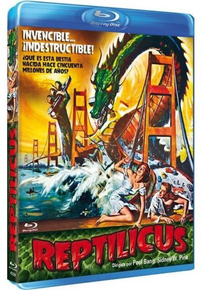 Reptilicus (Blu-Ray) (Bd-R)