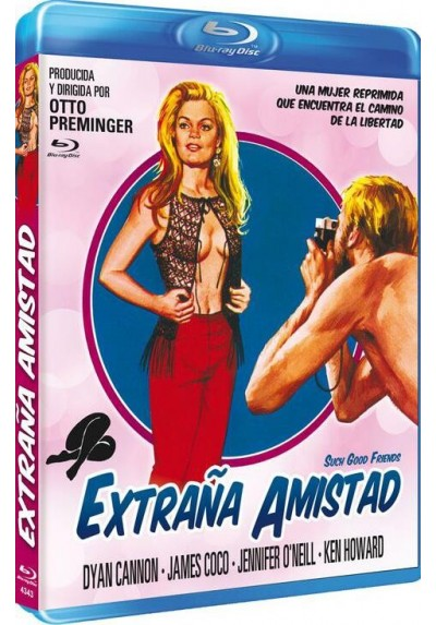 Extraña Amistad (Blu-Ray) (Bd-R) (Such Good Friends)