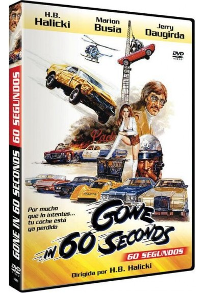 60 Segundos (1974) (Gone In 60 Seconds)