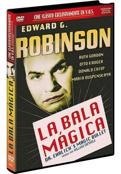 La Bala Magica (V.O.S) (Dr. Ehrlich's magic bullet)