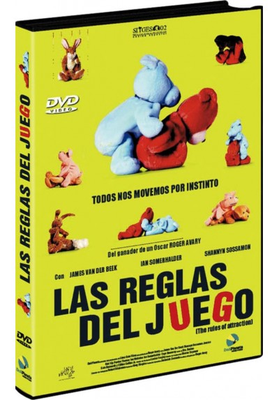 Las Reglas Del Juego (The Rules Of Attraction)