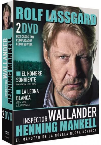 Henning Mankell - Inspector Wallander