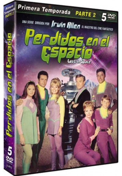Perdidos En El Espacio : 1ª Temporada - 2ª Parte (Lost In Space)