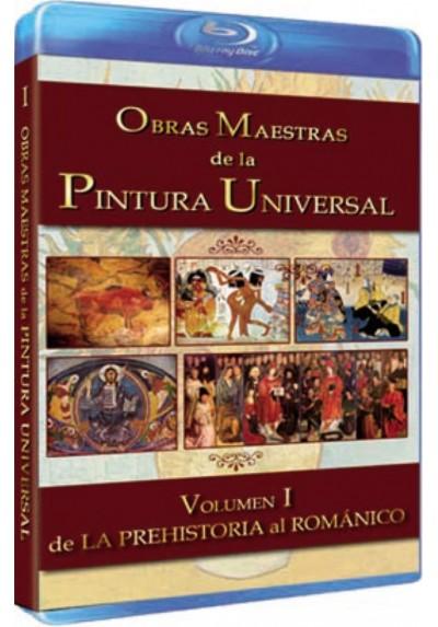 Obras Maestras De La Pintura Universal - Vol. 1 (Blu-Ray)