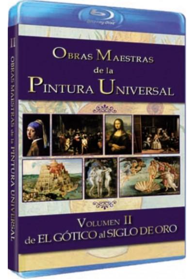 Obras Maestras De La Pintura Universal - Vol. 2 (Blu-Ray)