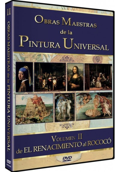 Obras Maestras De La Pintura Universal - Vol. 2