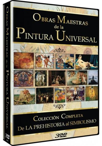 Pack Obras Maestras De La Pintura Universal - Vol. 1